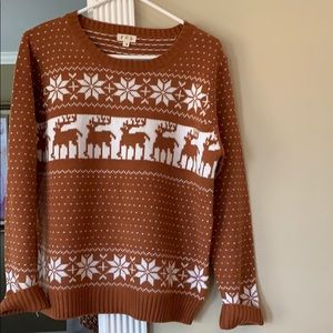 Brand new without tags POL sweater